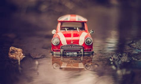 Car Toys Wallpaper by Miniatures Toys Mini Cooper Car Wallpapers Hd Desktop