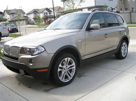 2007 Bmw X3 3 0si by 2007 Bmw X3 3 0si Sports Activity Vehicle Bmw Colors