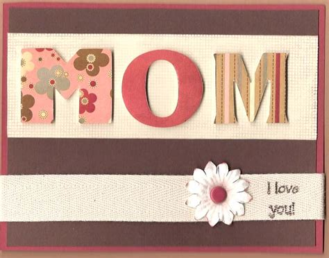 mothers day cards make kayu easy mothers day cards to make