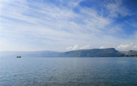 sea of sea of galilee