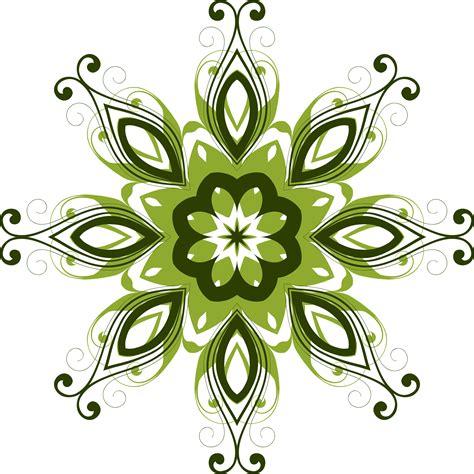 flower designs clipart flourish flower design 12
