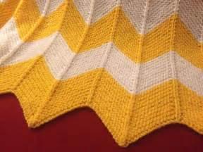 chevron knit pattern chevron knit afghanstripes afghans knits crochet