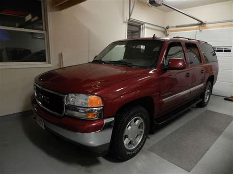 books about how cars work 2006 gmc yukon xl 2500 regenerative braking buy used 2006 gmc yukon xl slt 4wd in mcdonald tennessee united states