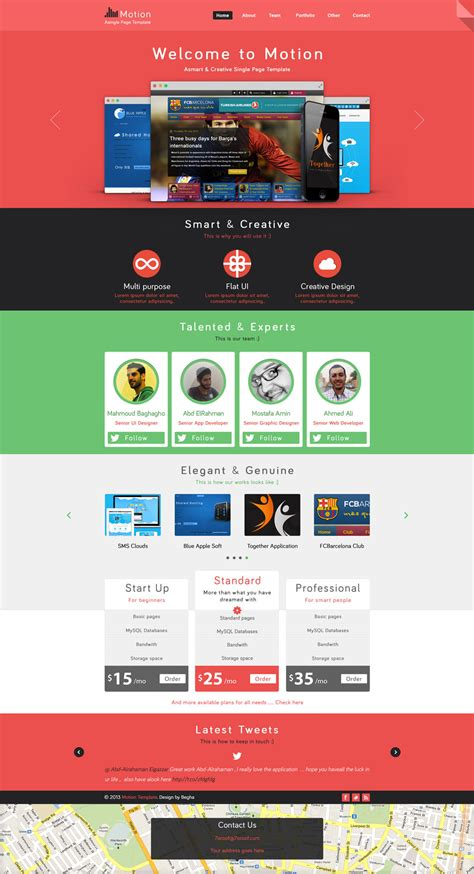 free site free web page templates psd 187 css author