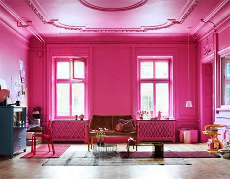 pink paint colors for living room leaves you wanting more decorating in pink