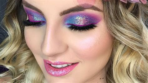 makeup unicorn 4 magical tips to create the unicorn makeup trend the