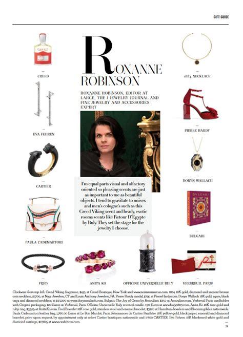 jewelry journal the jewelry journal november 29 2017 doryn wallach jewelry
