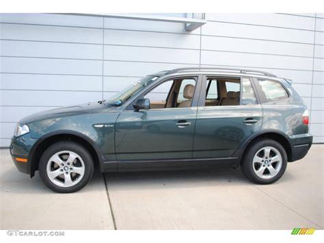 Bmw X3 2008 by 2008 Bmw X3 Highland Green