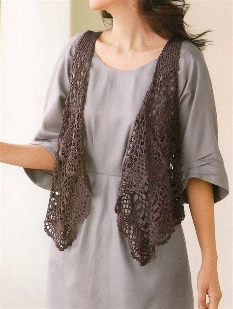 knit patterns for vests in one knitted vests patterns free patterns