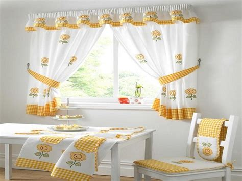 design kitchen curtains 8 kitchen curtains ideas real estate weekly