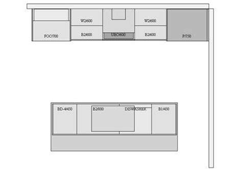 small kitchen floor plans galley galley kitchen floor plans home design and decor reviews