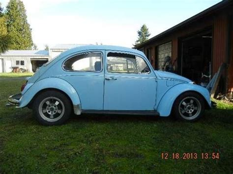 Used Volkswagen Bug For Sale by 1969 Volkswagen Beetle For Sale Carsforsale 174