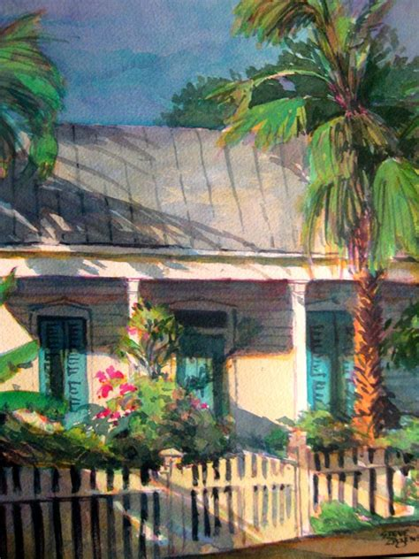 key west painting sale key west florida original painting zazenski by