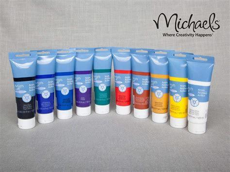 acrylic paint artist loft craft store amino