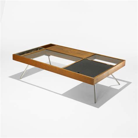 milo baughman coffee table