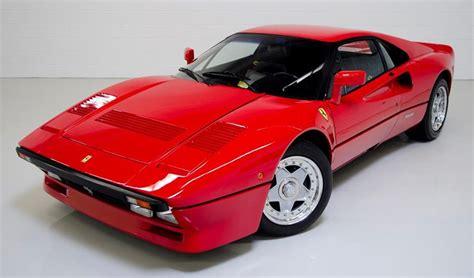 The 1985 Ferrari 288 GTO at Velocity Motorcars