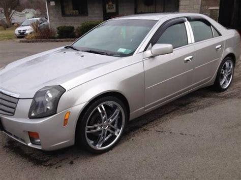 2005 Cadillac Cts 3 6 by 2005 Cadillac Cts 3 6 20 Quot Rims 7500 Cortland Ny