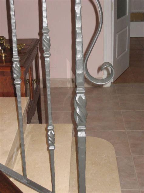barandillas para escaleras de hierro y forja en madrid - Barandillas De Forja Para Escaleras De Interior