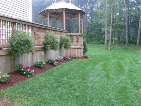 garden ideas for side of house get looking for landscaping ideas for my backyard benny sam