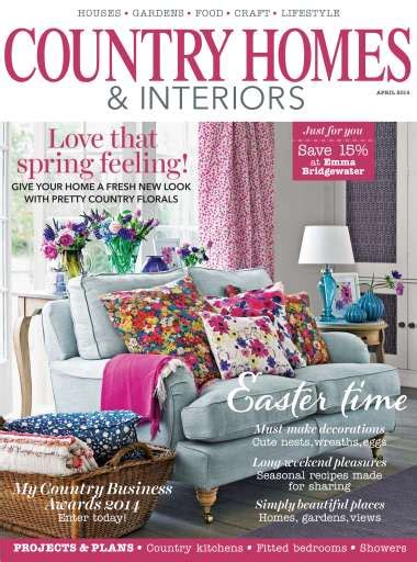 country homes interiors magazine april 2014 subscriptions pocketmags