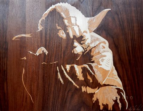 woodworking marquetry yoda marquetry by andulino on deviantart