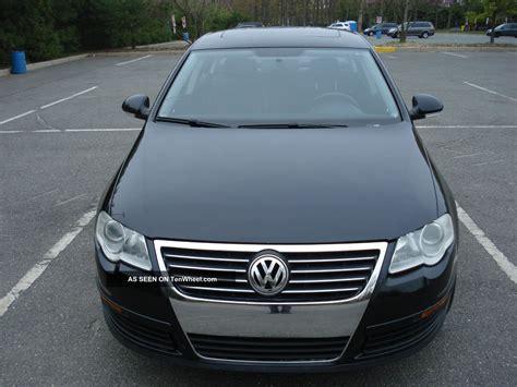 2008 Volkswagen Passat by 2008 Vw Volkswagen Passat Komfort