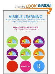 visible learning a synthesis of 800 meta analyses relating to achievement books i d like to read on 35 pins