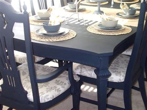 chalk paint ideas for dining table loving project gallery