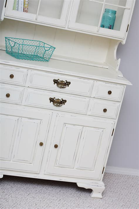 chalk paint instagram hutch makeover with chalk paint 174 sew much ado