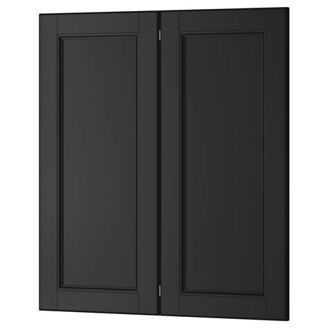 black kitchen cabinet black kitchen cabinets with glass doors quicua