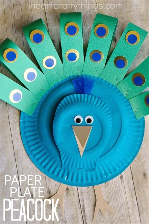 peacock crafts for 25 best ideas about peacock crafts on paint