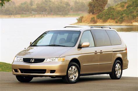 2003 Honda Odyssey by 2003 Honda Odyssey Photo Gallery Autoblog