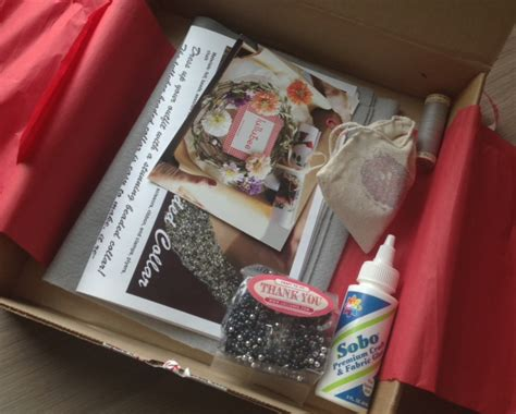 craft of the month club for lullubee craft of the month club diy subscription box