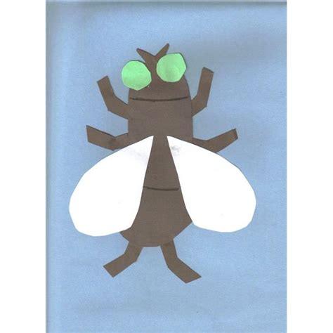 flying crafts for bug out these three preschool bug crafts