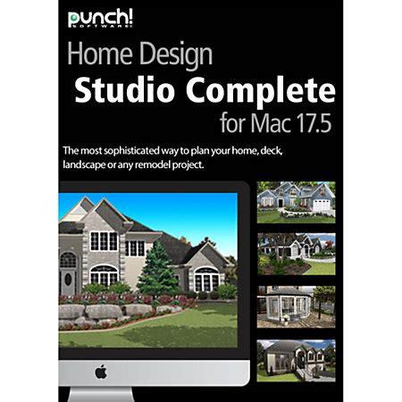 home design studio for mac v17 5 reviews punch home design studio complete v17 5 mac