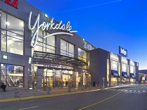 stores canada yorkdale mall shopping centre hours stores reviews
