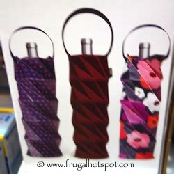 built origami wine tote costco built ny origami wine totes set 17 99 frugal