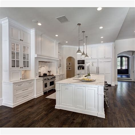 hardwood kitchen cabinets white cabinets hardwood floors wood floors