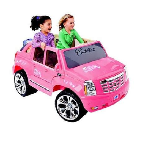 Pink Cadillac Power Wheels by Power Wheels Cadillac Hybrid Escalade Ext 12 Volt