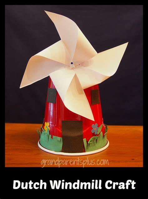 windmill craft for windmill craft grandparentsplus
