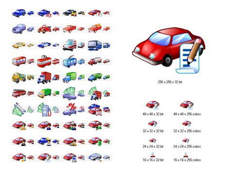Car Desktop Icons by Car Icon Library Demo Version 3 10 By Icon Empire