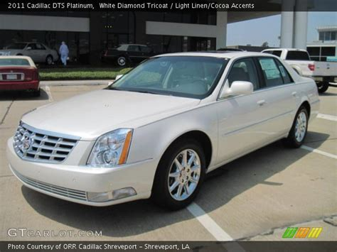 Cadillac 2011 Dts by Designs 2011 Cadillac Dts Interior