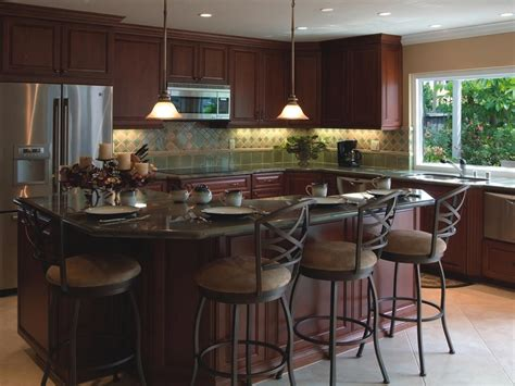 Kitchen Triangle With Island kitchen islands hgtv