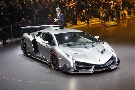 Lamborghini Veneno Named World?s Ugliest Car   autoevolution