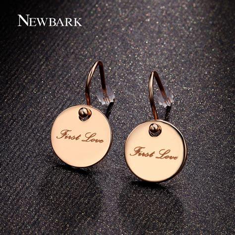 how to make metal sted jewelry newbark jewelry 18k gold plated stud