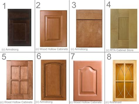 styles of kitchen cabinets 10 kitchen cabinet door styles for your kitchen