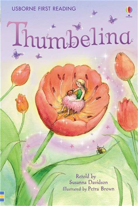 thumbelina picture book thumbelina at usborne children s books
