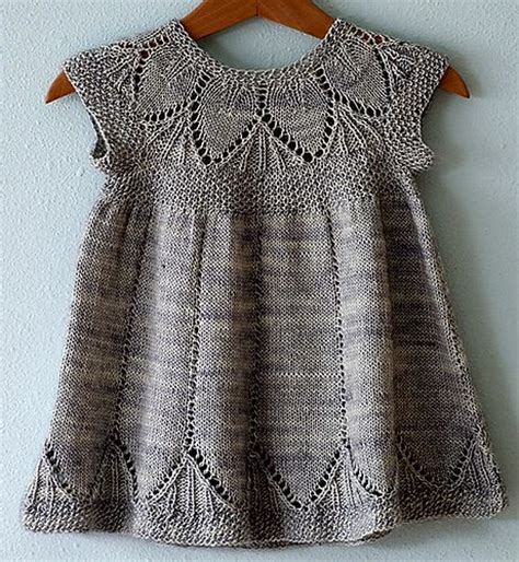 free knitted dress patterns for toddlers 25 best ideas about knit baby dress on