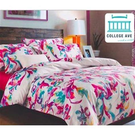 designer xl bedding designer pink and blue artistry college from dormco