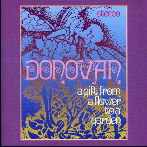 a gift from a flower to a garden donovan a gift from a flower to a garden records vinyl